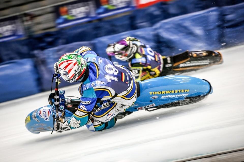 ISG , Inzell , 2017, Finale Team , Niedermaier , Bauer