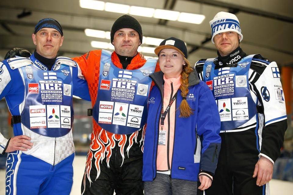ISG , Inzell , 2017, Finale Team , Groupe , Finland