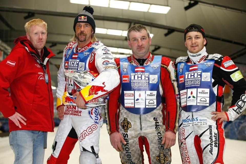 ISG , Inzell , 2017, Finale Team , Groupe , Austria