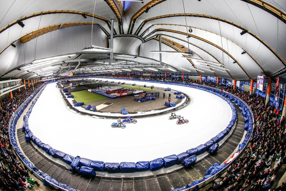 ISG , Inzell , 2017, Finale Team , Stadium