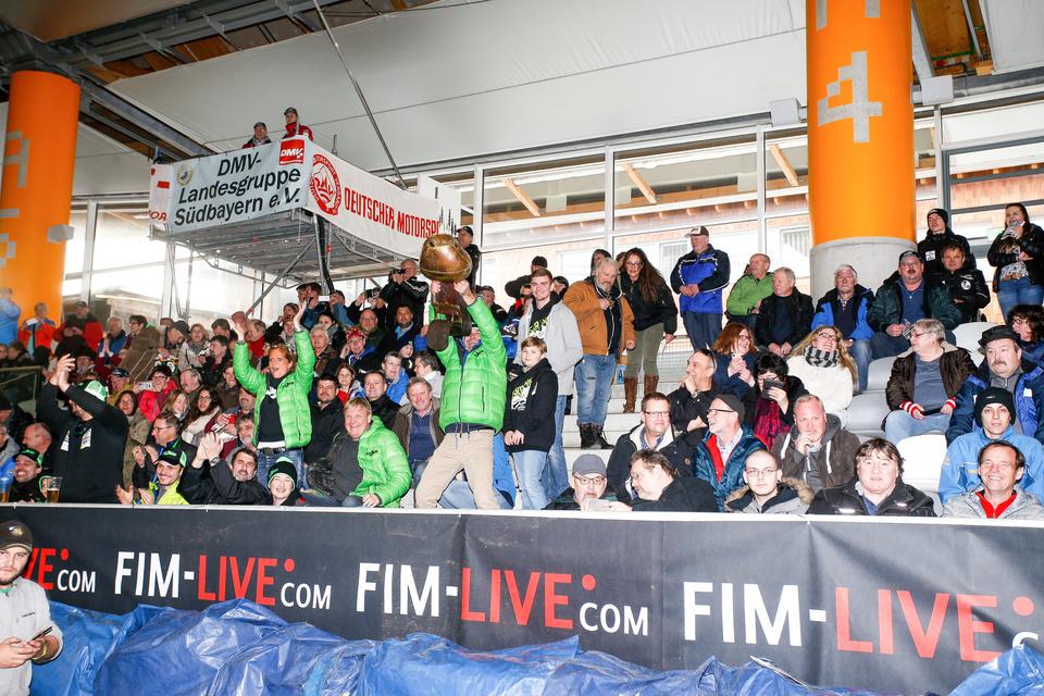 ISG , Inzell , 2017, Finale Team , Ambiance , Fans
