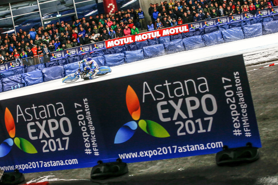 ISG , Inzell , 2017, Finale Team , Astana, Expo