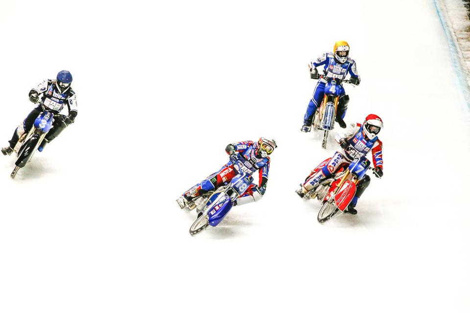 ISG , Inzell , 2017, Finale Team , Heat