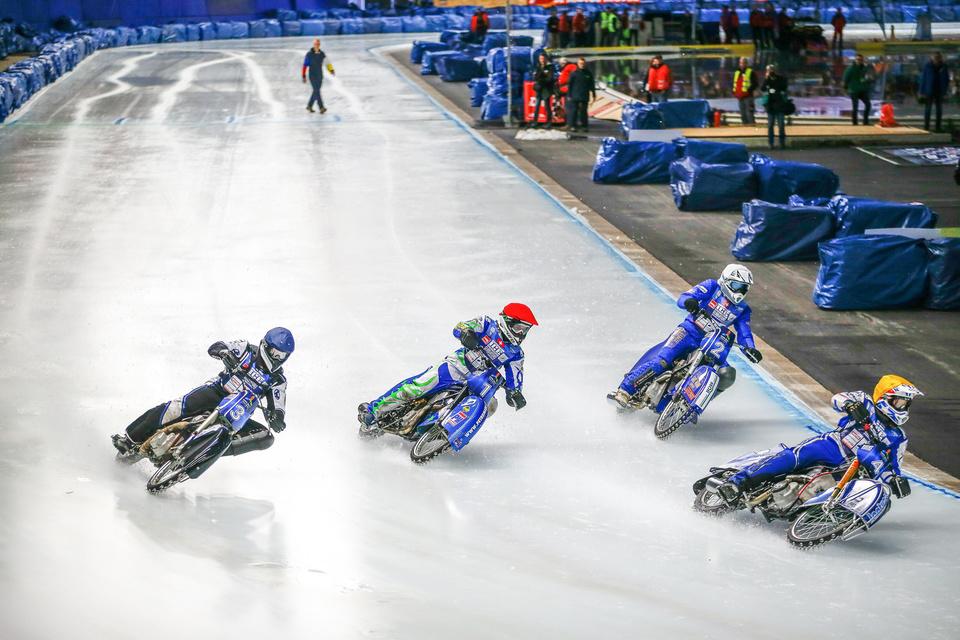 ISG , Inzell , 2017, Finale Team , Start , Heat