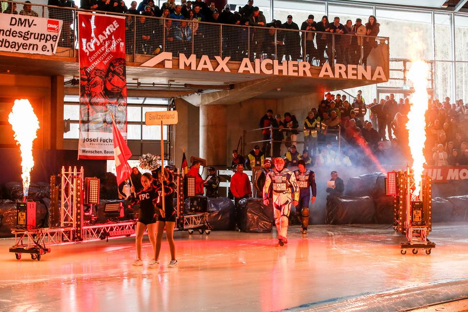 ISG , Inzell , 2017, Finale Team , Ambiance