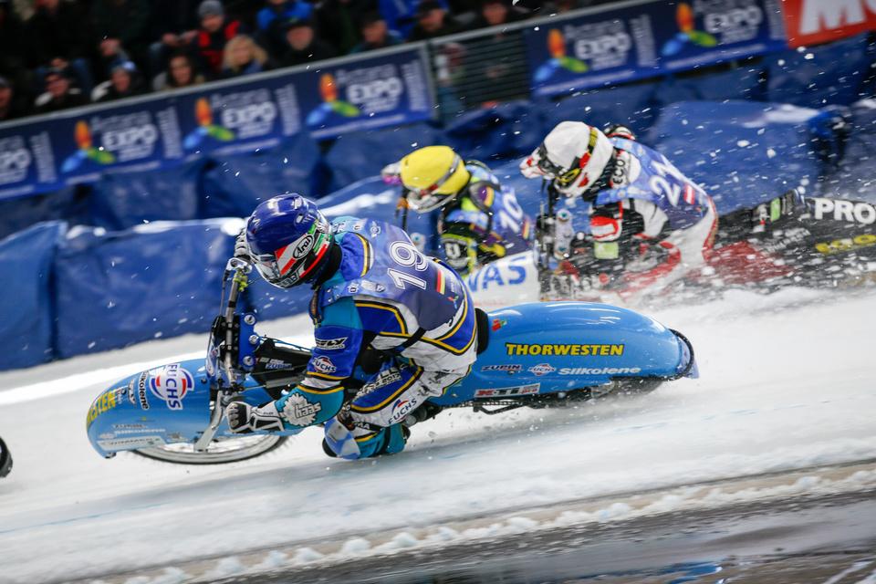 ISG , Inzell , 2017, Finale Team , Heat , Germany , Austria