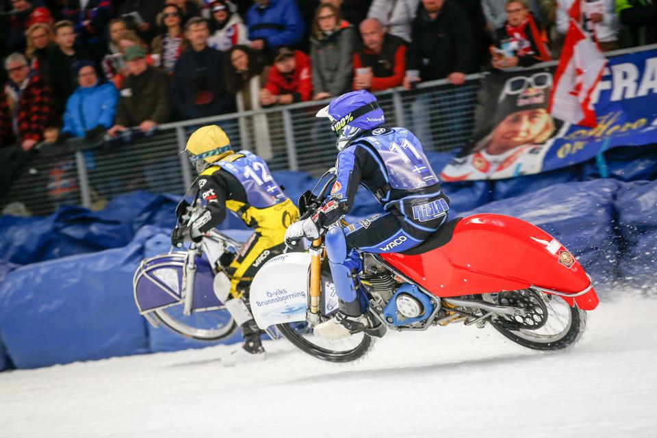 ISG , Inzell , 2017, Finale Team , Ledstrom , Svensson