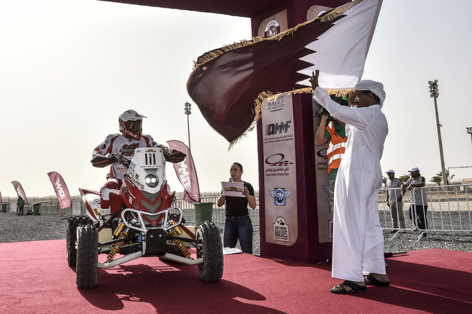 2017 - Qatar Cross-Country Rally (QAT)