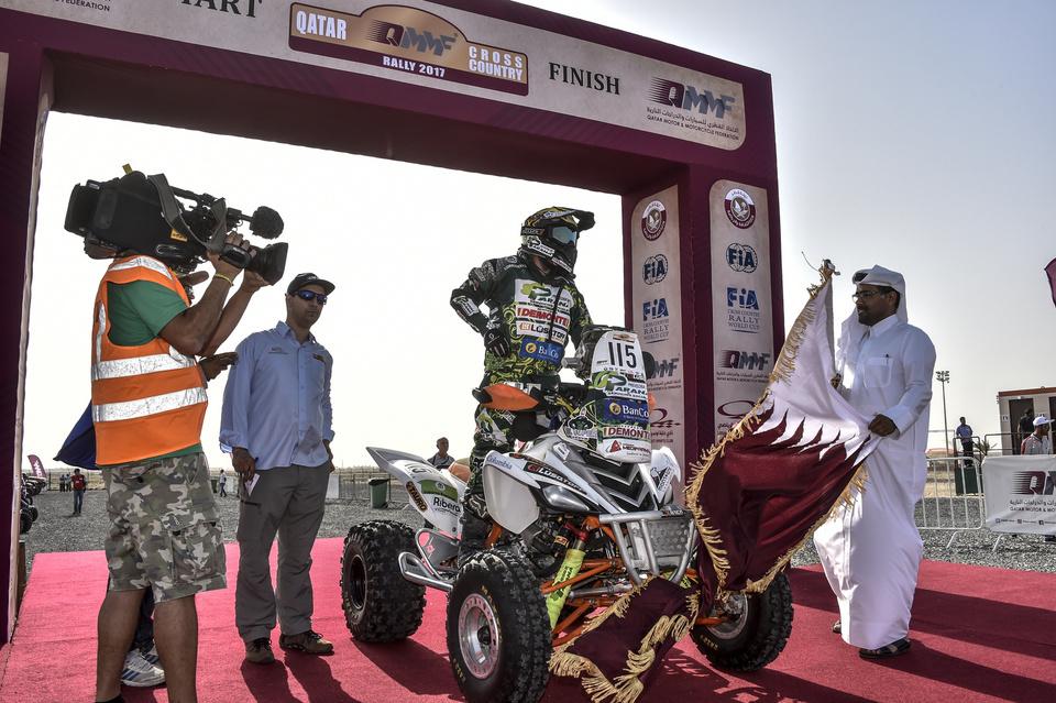 2017 - Qatar Cross-Country Rally (QAT)