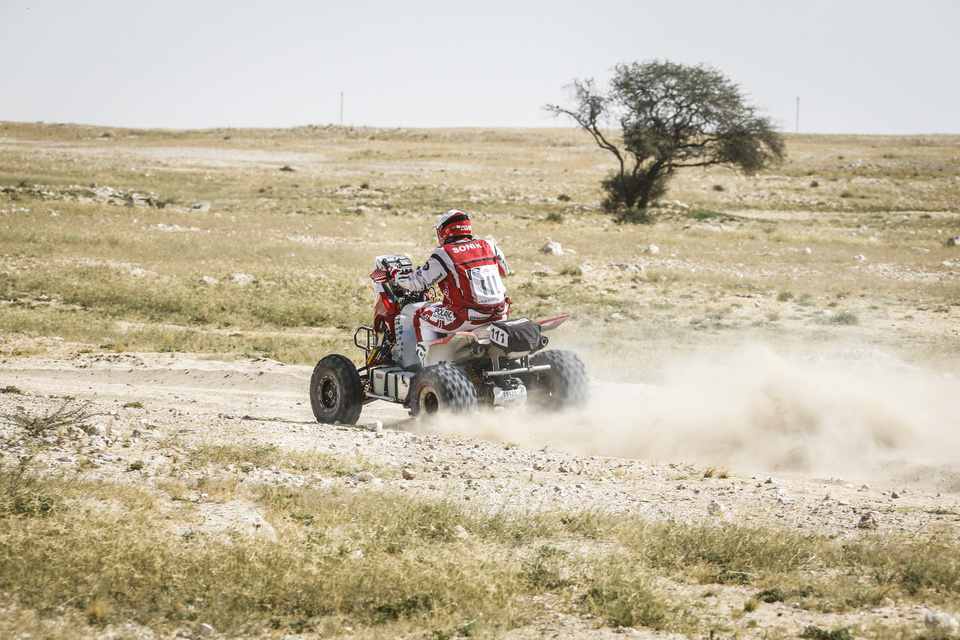 2017 FIM Cross-Country Rally World Championship - Qatar Rally