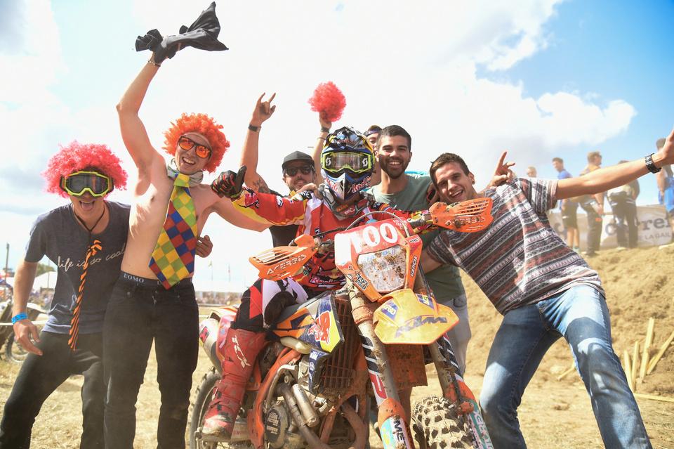 Josep GARCIA - KTM FIM ISDE 2017 Brive