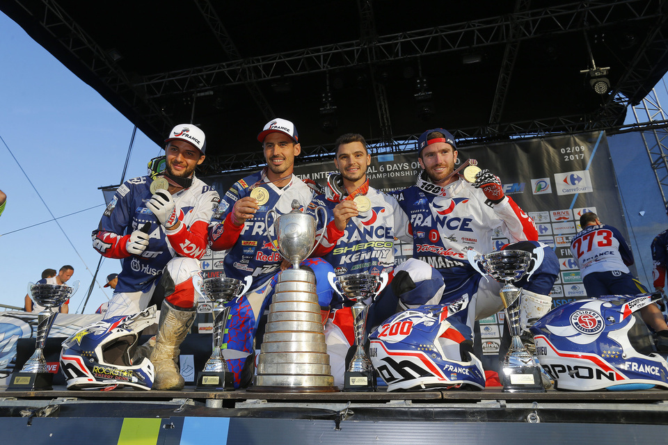 France Trophy - FIM ISDE 2017 Brive
