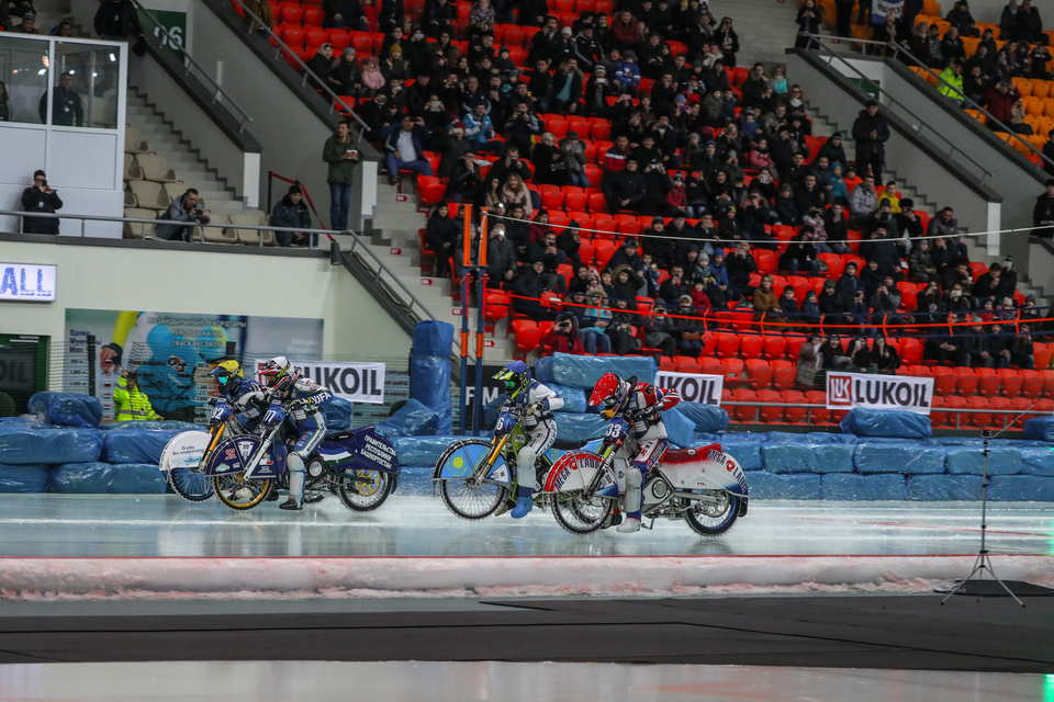 ISG Finale 1 Astana Alau  Day 1 Start Heat