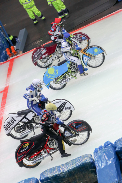 ISG Finale 1 Astana Alau  Day 2 Start Heat