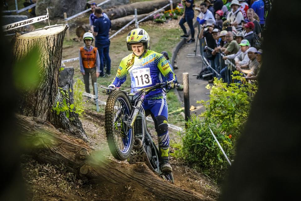 113 Sarah BAUER – Sherco FIM TRIAL 2018 Motegi