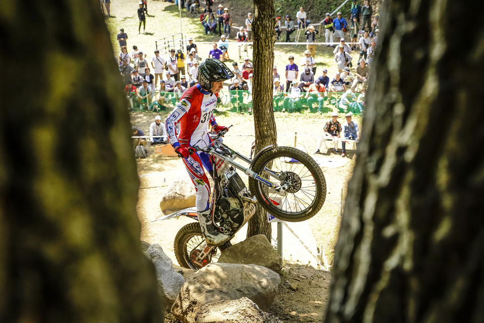 312 Billy GREEN – Beta FIM TRIAL 2018 Motegi