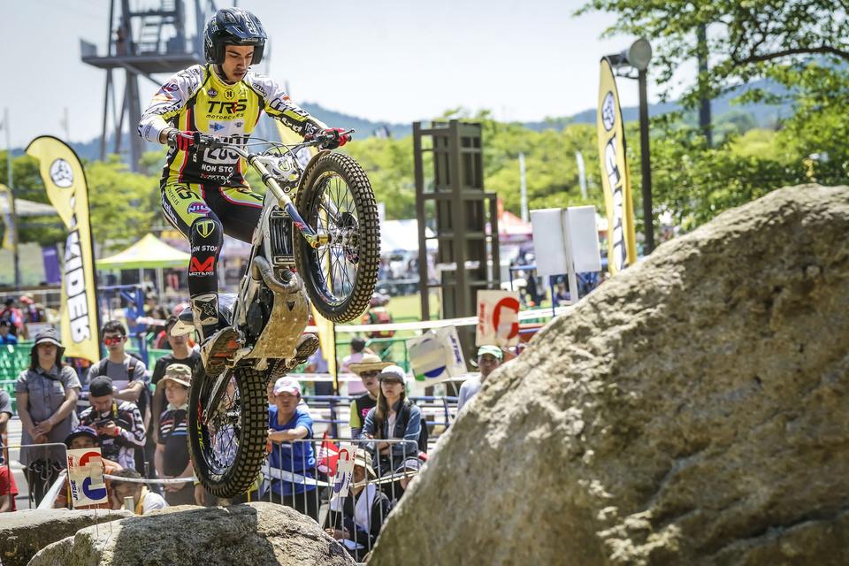 209 Marc RIBA LAZARO – TRRS FIM TRIAL 2018 Motegi