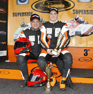2015-FIM Sidecar World Championship-Le Mans-FRA-portrait