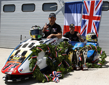 FIM Sidecar World Championship - Grobnik (CRO)