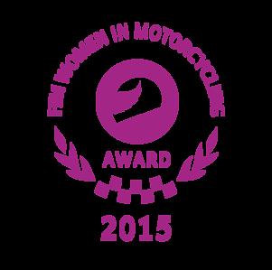 2015 FIM Women Award Logo
