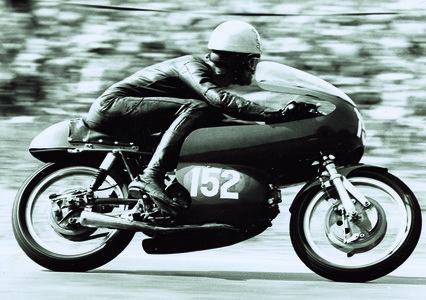 1969 Road Racing GP250 Sauter Ivar SUI Aermacchi