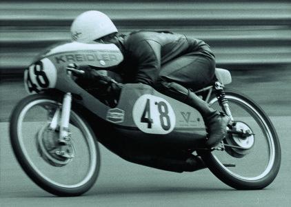 1971 Road Racing GP50 Saarinen Jarno FIN Kreidler Italian Grand Prix circuit of Monza ITA