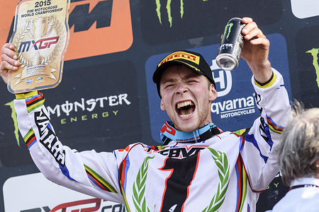 Round sixteen of the 2015 MXGP/MX2 Motocross World Championship and Veterans Motocross World Cup -29-30 August