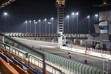 FIM Women´s Road Racing Training Camp - Losail International Circuit (Qatar)