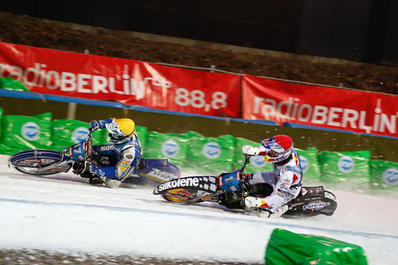 Icespeedway,gladiators,Finale,team,Berlin,Russia,austria