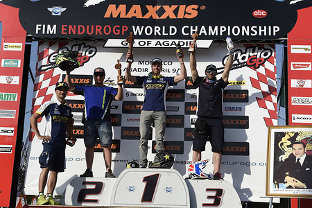 Round one of the 2016 Enduro World Championship - 9-10 April