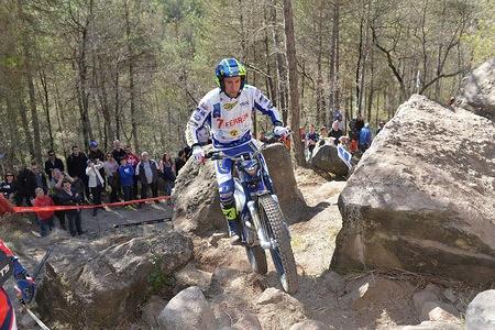 Alexandre FERRER – Sherco FIM TRIAL 2016 Cal Rosal