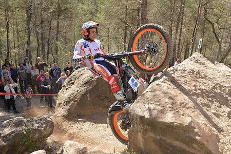 Toni BOU - Repsol Honda FIM TRIAL 2016 Cal Rosal