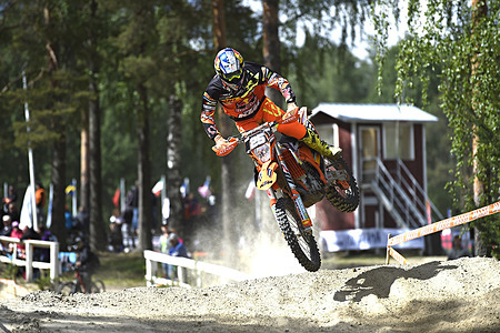 2016 FIM Enduro World Championship in Heinola (FIN) - 11-12 June