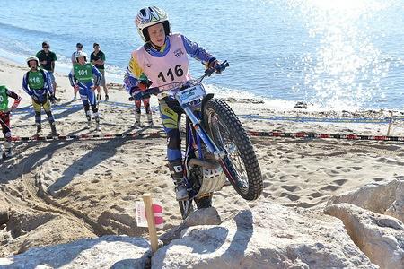 Donna FOX – Sherco FIM WOMEN'S TRIAL 2015 Tarragona
