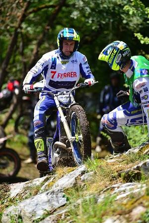 Alexandre FERRER – Sherco FIM TRIAL 2016 Lourdes