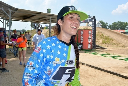 2016 FIM Women's Motocross World Championship - Mantova (ITA) - 25 - 26 June