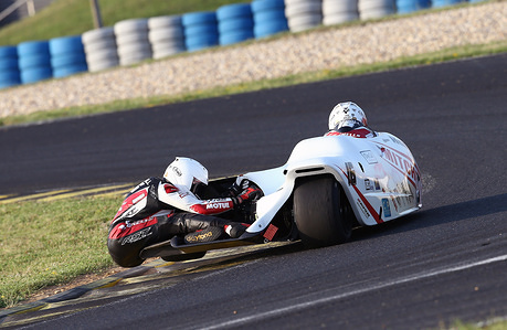 2016 FIM Sidecar World Championship - Pannoniaring (Hungary)