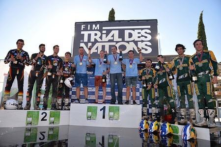 FIM TRIAL DES NATIONS 2015 Tarragona