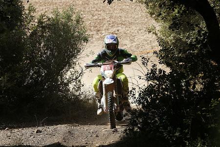 Daniel SANDERS - KTM FIM ISDE 2016 Navarra