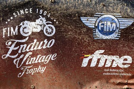 FIM Vintage Trophy - ISDE 2016 Navarra