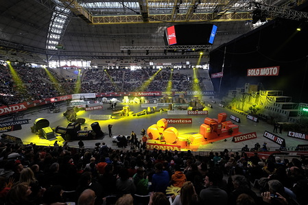 FIM X-TRIAL 2016 BarcelonaAmbiance