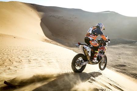2017 FIM Cross-country Rallies World Championship - Abu Dhabi Desert Challenge (UAE)