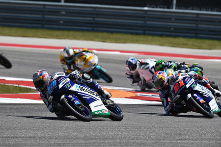 2017 FIM Grand Prix World Championship - Austin  (USA)