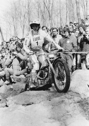 1984 Trial Lejeune Eddy BEL Honda