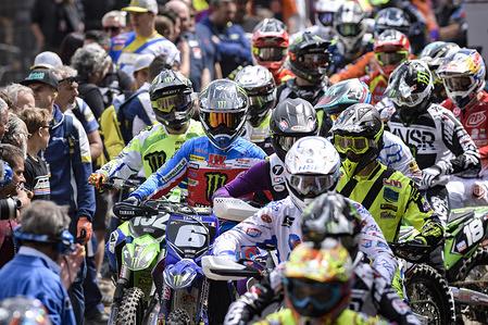 2017 MXGP /MX2 and Women's Motocross World Championship -Trentino, Italy, ITA -15-16 April