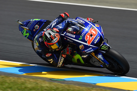 2017 FIM Grand Prix World Championship - Le Mans (FRA)
