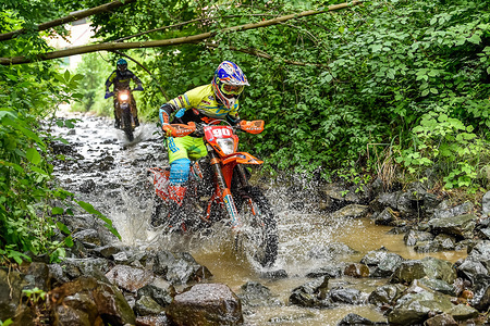 2017 FIM Enduro World Championship in 	Parádfürdó (Hungary)