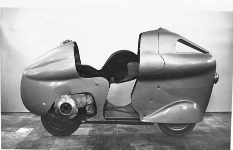 1950 World Record A1 125cc class Long distance records Castiglioni Mazzoncini Romano ITA Vespa Montlhéry FRA