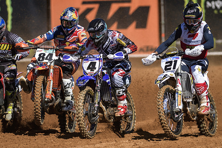 Round eleventh of the 2017 MXGP/MX2 Motocross World Championship -01-02 July