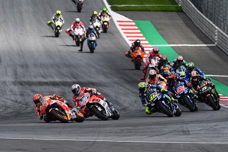 Marc MARQUEZ SPA  Repsol Honda Team  HONDA MotoGP   GP Austria 2017 (Circuit RedBull Ring) 11-13.08.2017    PSP/ Lukasz Swiderek  www.photoPSP.com 2017 FIM MotoGP World Championship - Spielberg (AUT)